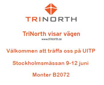 TriNorth på UITP